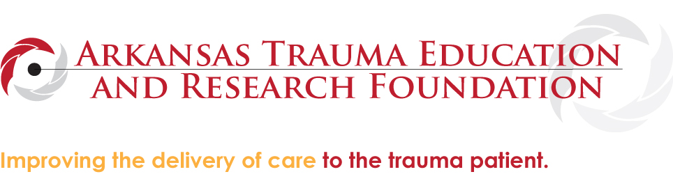 Arkansas Trauma Education and Research Foundation - Banner